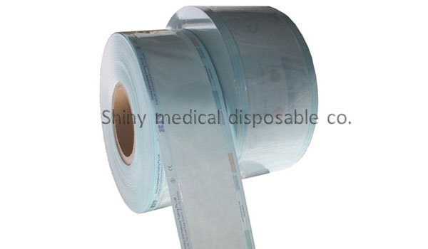 Sterilization roll pouch